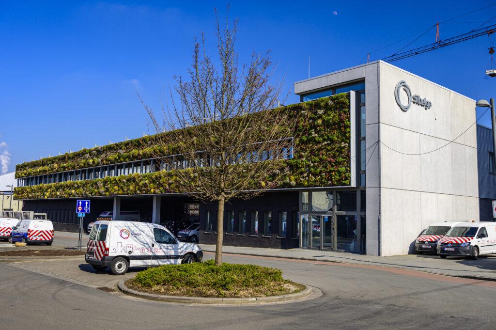 Sibelga Rapport Annuel 2020 Développer le photovoltaïque à Bruxelles