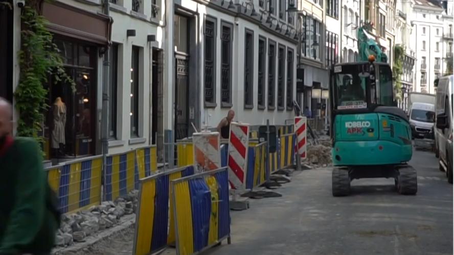 Sibelga Rapport Annuel 2020 Une année particulière pour le médiateur de chantier